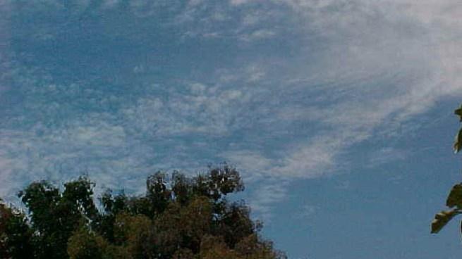 Ambiente cálido durante el día con probabilidad de lluvias para la tarde y noche por una Onda Tropical
