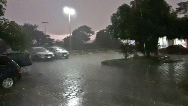 Ambiente cálido durante el día y probabilidad de lluvias en horas de la tarde y noche