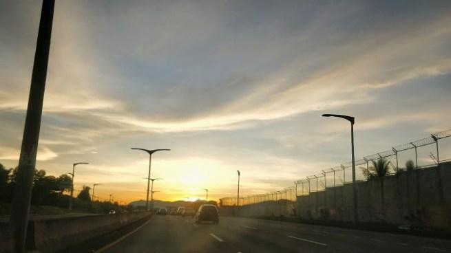 El ambiente se mantendrá ligeramente cálido en horas diurnas y con nubosidad dispersa