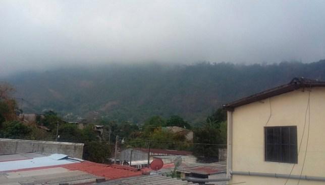 Continuará el cielo nublado con presencia de lluvias y tormentas dispersas sobre el territorio nacional