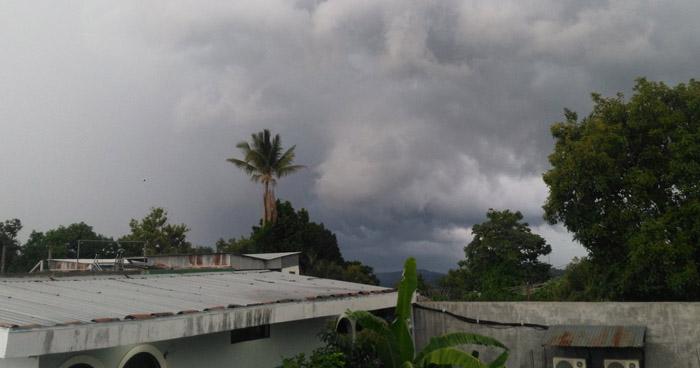 Remanentes de humedad dejados por una Onda Tropical y una vaguada favorecerán lluvias