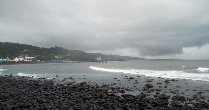 Zona de Convergencia Intertropical generará nubosidad y lluvias sobre el territorio nacional