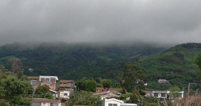 Influencia de una Onda Tropical desplazará humedad hacia El Salvador