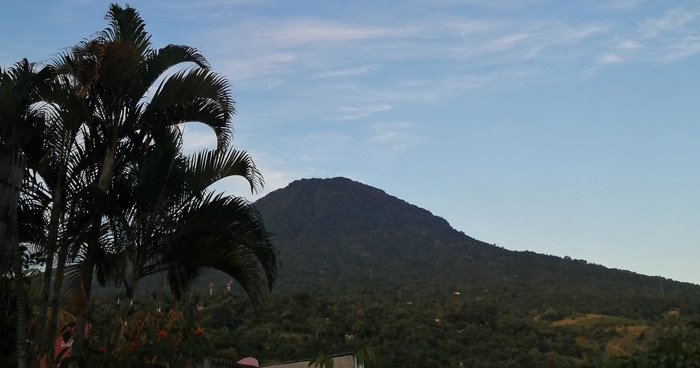 Aceleramiento de viento disminuye posibilidades de lluvias en el país