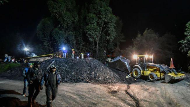 8 muertos tras la explosión de una mina en Colombia