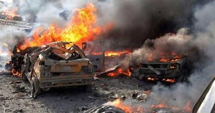 Al menos 5 muertos tras explosión de coche bomba en Irak