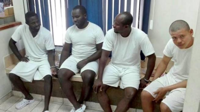Envían a prisión a colombianos y guatemalteco que transportaban 1.6 toneladas de cocaína