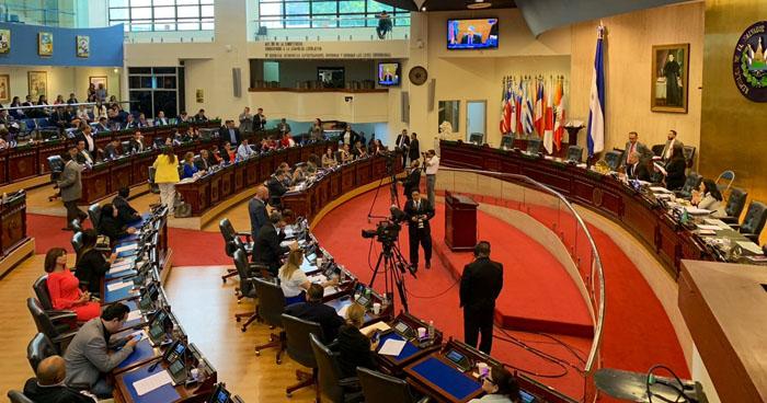 Investigan red de corrupción en compras de la Asamblea Legislativa