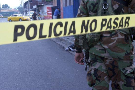 Homicidio en Colonia Lorena en Mejicanos