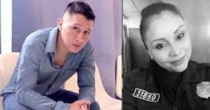 50 años de prisión para policía que asesinó a la agente Beatriz Quintanilla