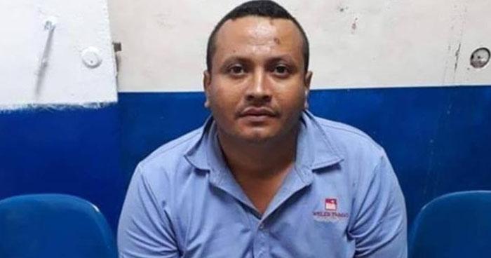 Hondureño condenado a 20 años cárcel en El Salvador por homicidio