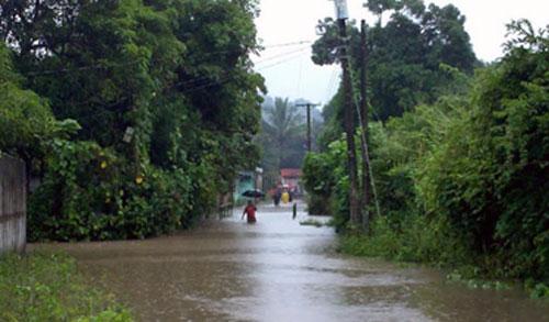 Torrenciales lluvias cobra la vida de tres personas