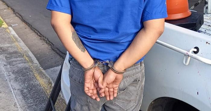 Motorista de la Ruta 42 detenido por conducir en estado de ebriedad
