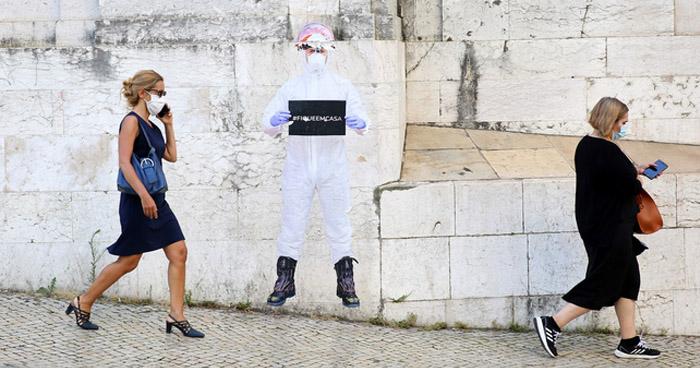 Portugal anuncia nuevo confinamiento por aumento de casos de COVID-19