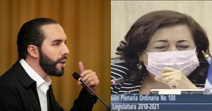 Congreso salvadoreño rechaza