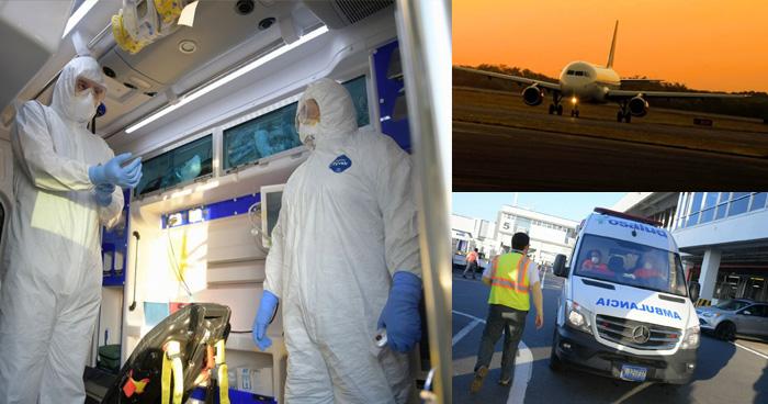"""Becario llega a El Salvador procedente de China y activan protocolo por """"Coronavirus"""""""