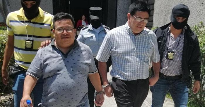 """Exempleados de la Fiscalía recapturados por el caso denominado """"Corruptela"""""""