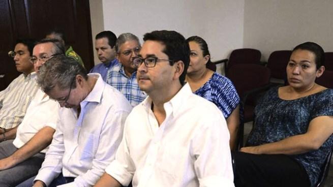 Camara ordena dejar en libertad a nueve implicados en Caso Saca