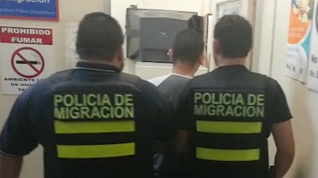 Detienen a pandillero salvadoreño que solicitaba asilo en Costa Rica