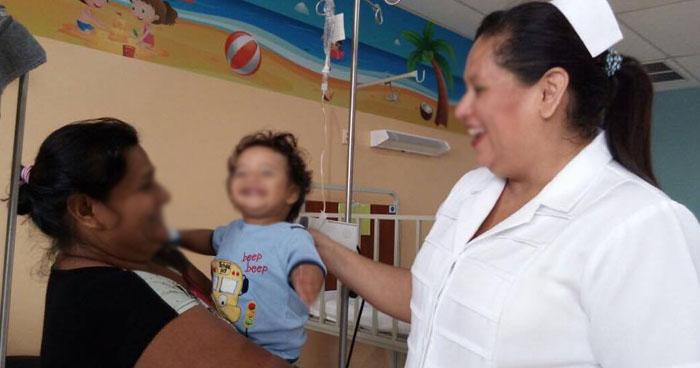 Aumentan cobertura del ISSS para hijos de los cotizantes