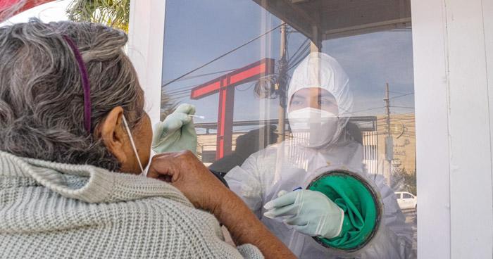 133 nuevos casos y 5 fallecidos por COVID-19 registrados el jueves en El Salvador