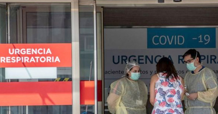 Chile detecta primer caso de cepa británica de COVID-19