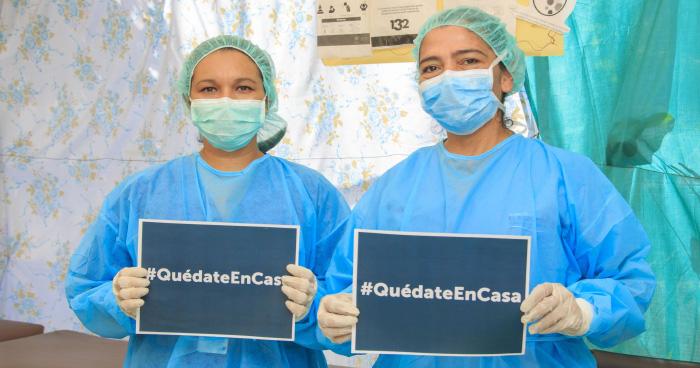 Ya son 395 casos de COVID-19 en El Salvador, 18 nuevos este día