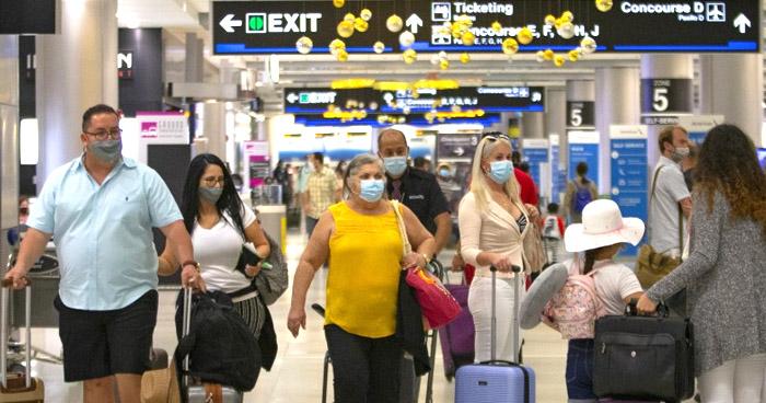 Estados Unidos pedirá prueba negativa de COVID-19 a viajeros que quieran ingresar