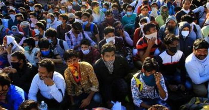 India superó el millón de casos confirmados de COVID-19