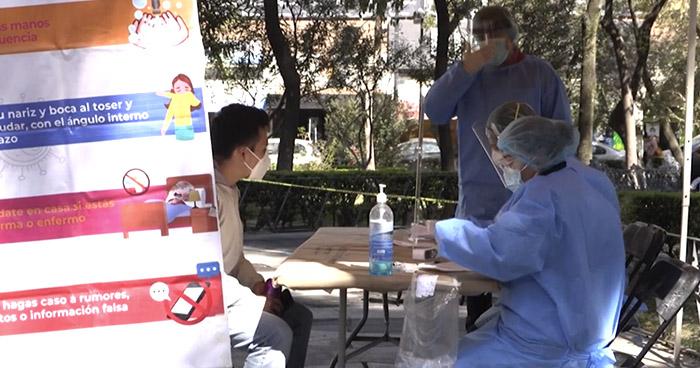 México ya acumula más de 100.000 muertes por COVID-19