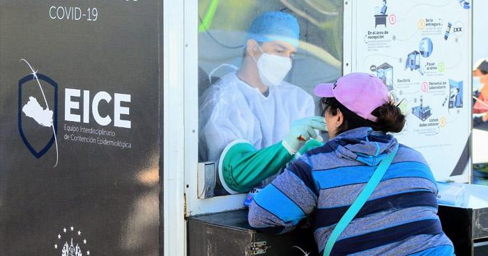 243 nuevos casos y 9 fallecidos por COVID-19 en El Salvador