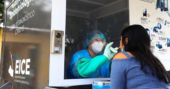 282 nuevos casos y 8 fallecidos por COVID-19 en las últimas 24 horas