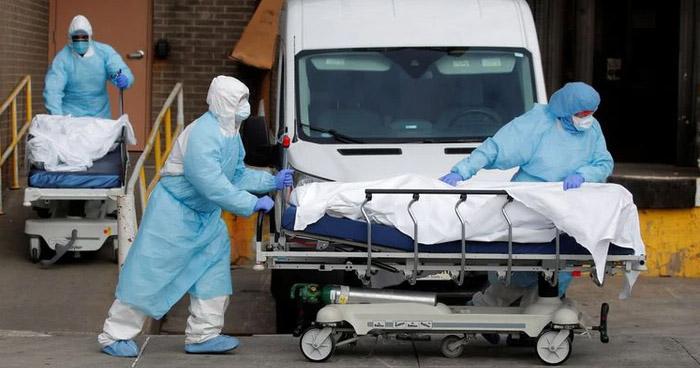 """""""Coronavirus"""" ha causado la muerte de más de 70.000 personas en el mundo"""