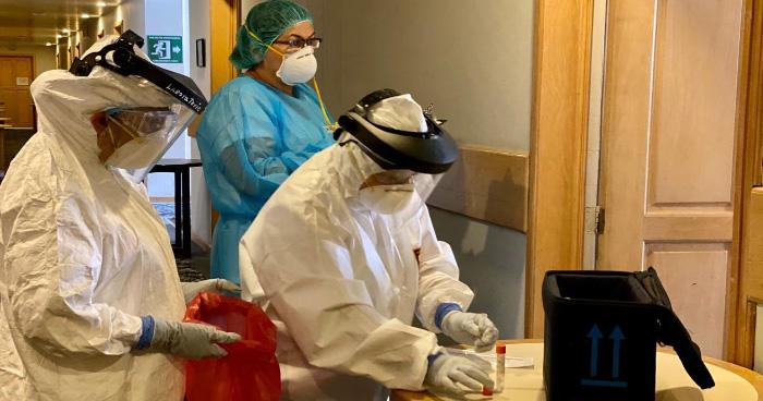 40 nuevos casos de COVID-19 en El Salvador, ya son 998 en total
