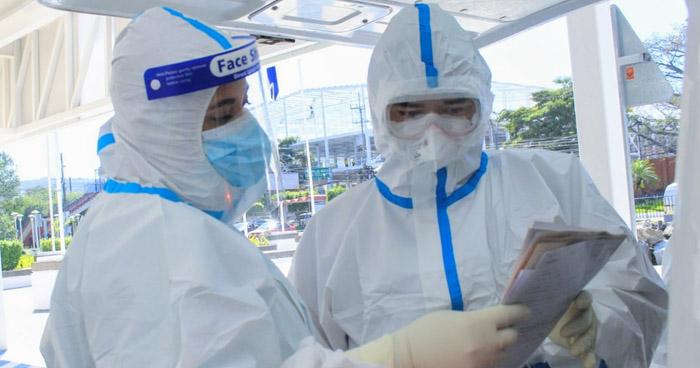 190 nuevos contagios y 6 nuevos decesos por COVID-19 registrados el martes en El Salvador