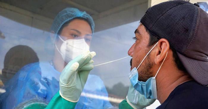 Más de 200 nuevos casos de COVID-19 registrados el martes en El Salvador