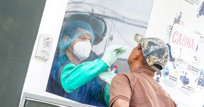 Cinco personas murieron el viernes por COVID-19 en El Salvador