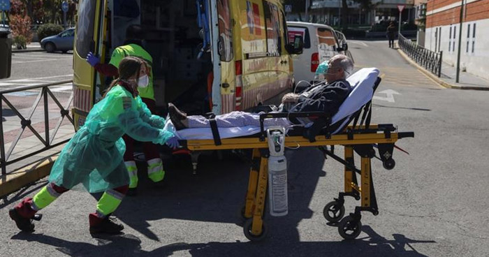 España detecta más de 1.000 contagios en las últimas 24 horas