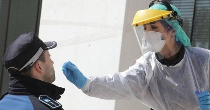España supera los 200 mil casos confirmados de COVID-19
