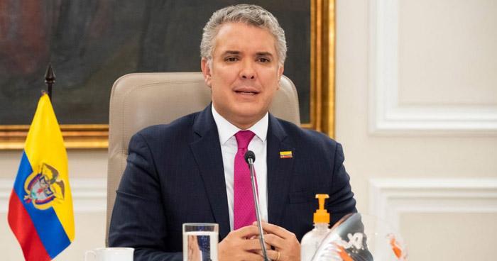 Confirman 13 contagios de COVID-19 en la Presidencia de Colombia