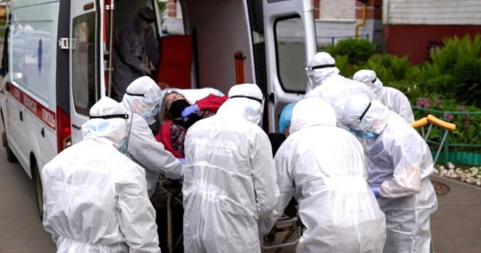 Rusia registra más de 8.500 casos de COVID-19 en las últimas horas