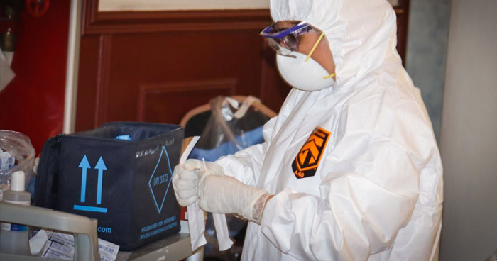 375 nuevos casos de COVID-19 en El Salvador, ya son 21.644 en total