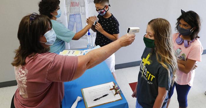 Aumentan casos de COVID-19 en niños en Estados Unidos