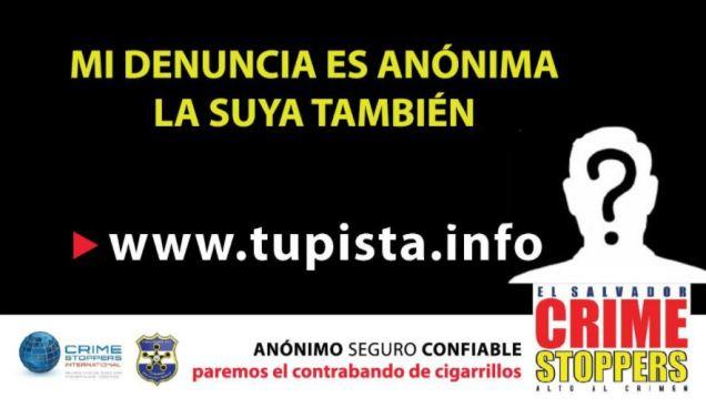 Crime Stoppers plataforma de participación ciudadana