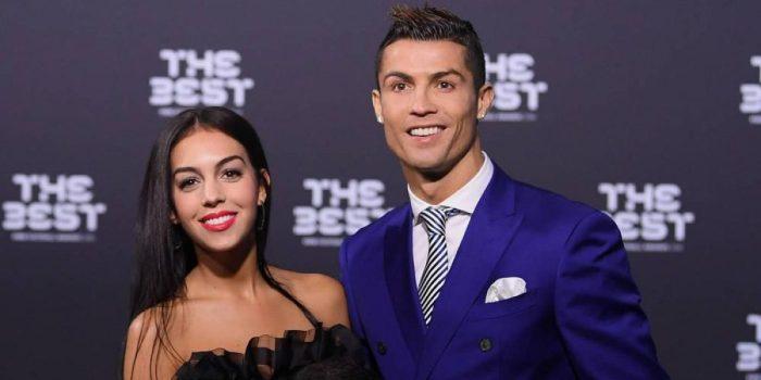 La novia de Cristiano Ronaldo podría estar embaraza