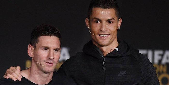 Cristiano Ronaldo no asistirá a la boda de Lionel Messi