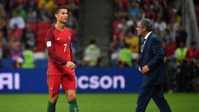 Cristiano Ronaldo abandona la Copa Confederaciones para conocer a sus hijos