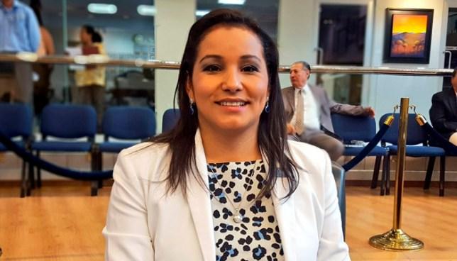 Cristina López no es reelecta como diputada de la Asamblea Legislativa