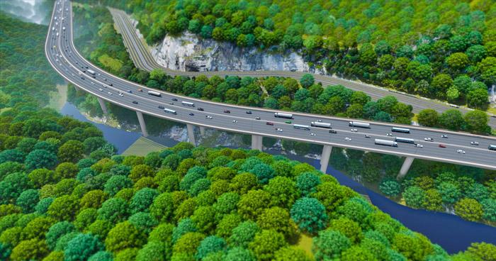 Aprueban fondos para construcción de viaducto en carretera Los Chorros