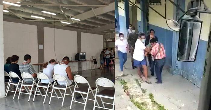 Denuncian hacinamiento, falta de alimentación, agua y atención en centros de cuarentena por COVID-19